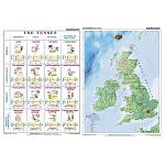MAPA - DUO The tenses active voice / The British Isles Physical