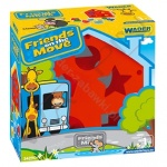 Friends on the Move - domek edukacyjny - SORTER