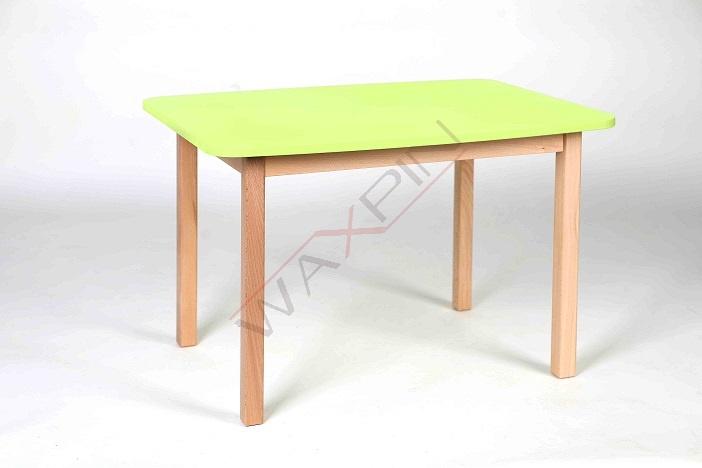 Modernistyczne Stół Nino 800 x 800 mm - wyprzedaż - ostatnie sztuki HU22